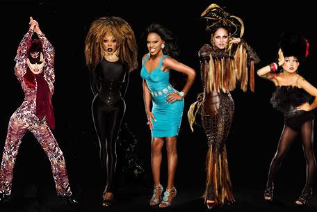 Nerve /& Talent Uniqueness RuPaul Taza Carisma El regalo perfecto de RuPauls Drag Race